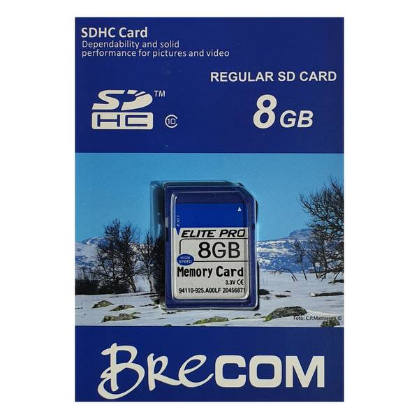 Bilde av BC-109- -Brecom minnekort SD  8 GB
