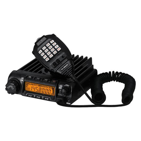 Bilde av TH-9000D- -Brecom Mobil VHF bil-/lastebilradio.